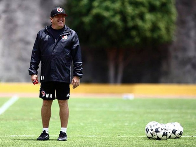 Este jueves, el cuadro fronterizo hizo entrenamiento táctico en el estadio Caliente y este viernes viajará a Jalisco. (@Xolos)