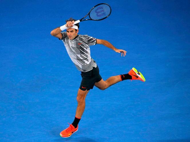 Roger Federer da exhibición para avanzar en Australia (Reuters)