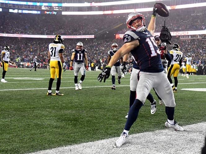 Los Ptriotas se verán las caras con los Halcones de Atlanta el próximo 5 de febrero en Houston, en el Super Bowl LI (Reuters)