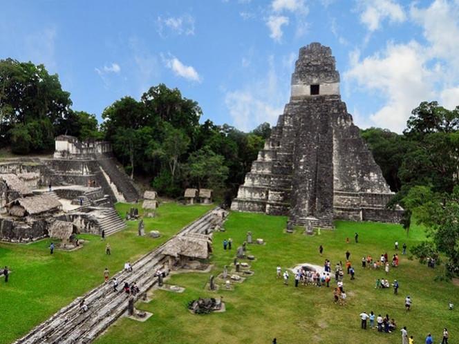 Los Mayas sufrieron dos colapsos políticos en 700 años