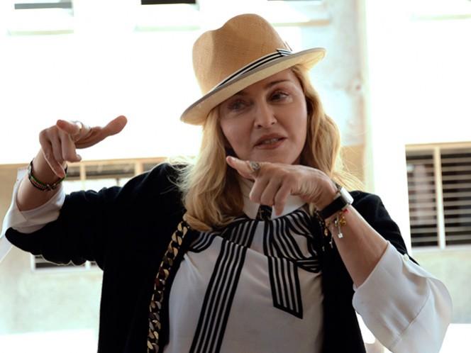 Censuran a Madonna por comentarios 'antiTrump'