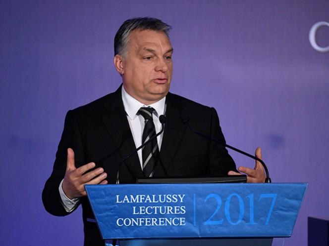 El primer ministro húngaro Viktor Orban