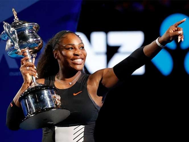 Serena Williams, de 35 años, igualó el récord de Stefanie Graf con su triunfo en Wimbledon en 2016.