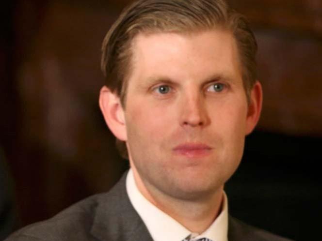 Gastó hijo de Trump 100000 dólares a contribuyentes