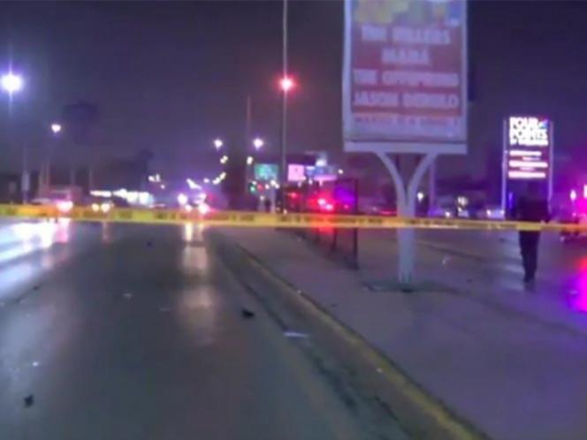 Mueren dos jóvenes atropelladas al salir de antro en Guadalupe NL