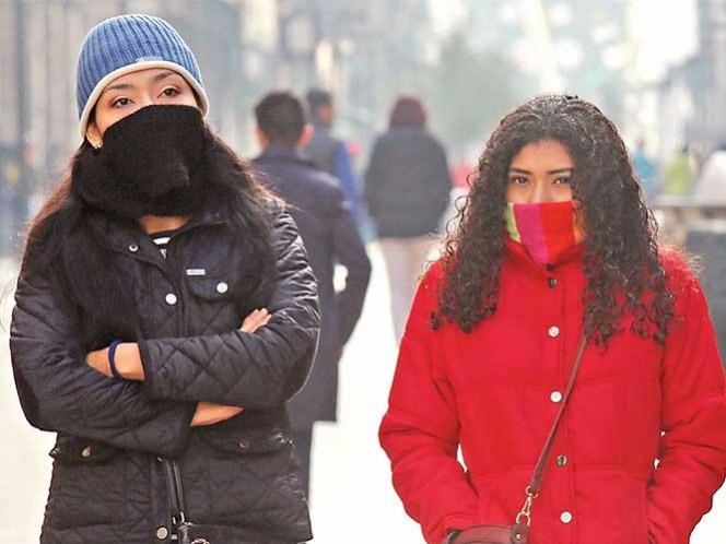 Pronostican ambiente muy frío en el norte del país