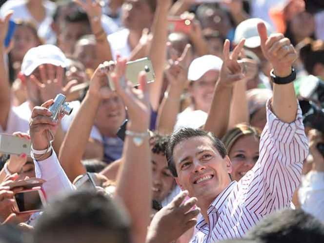 Peña Nieto expone beneficios de programas sociales