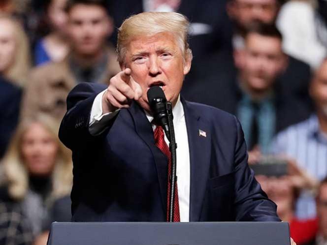 Trump pedirá fondos para iniciar construcción del muro
