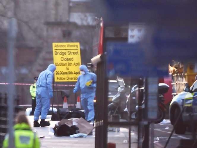 Estadounidense muerto en ataque de Londres volvía este jueves a EEUU