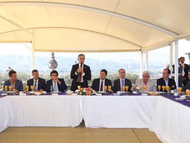 Mancera reconoce repunte de denuncias por inseguridad en la CDMX