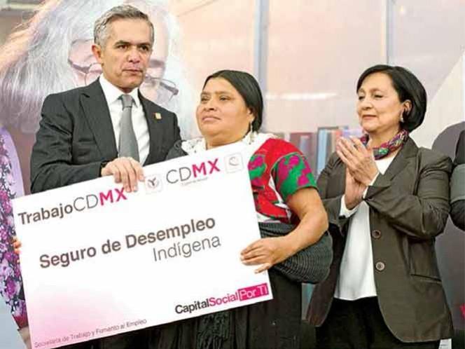 Miguel Ángel Mancera apoya el movimiento de Cuauhtémoc Cárdenas