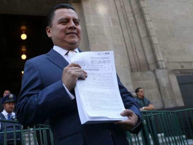 Presentan ante la Corte defensa de la Constitución de la CDMX