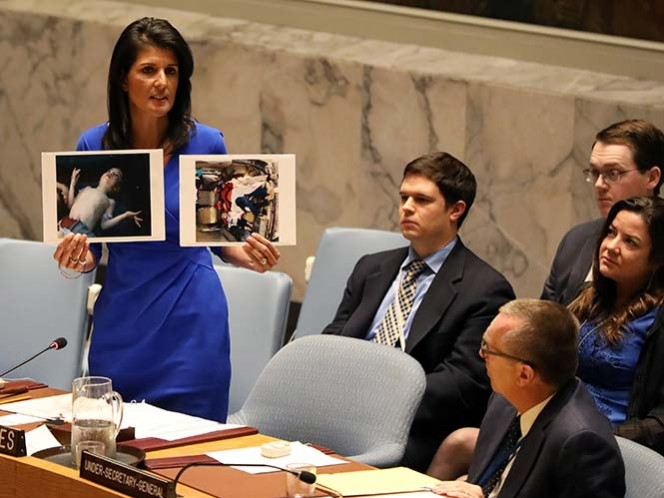 Putin considera que ataque de EU en Siria es una