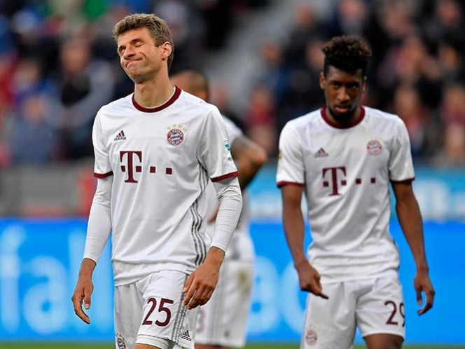 Bayern Múnich perdona al Leverkusen /Fotos: AP)