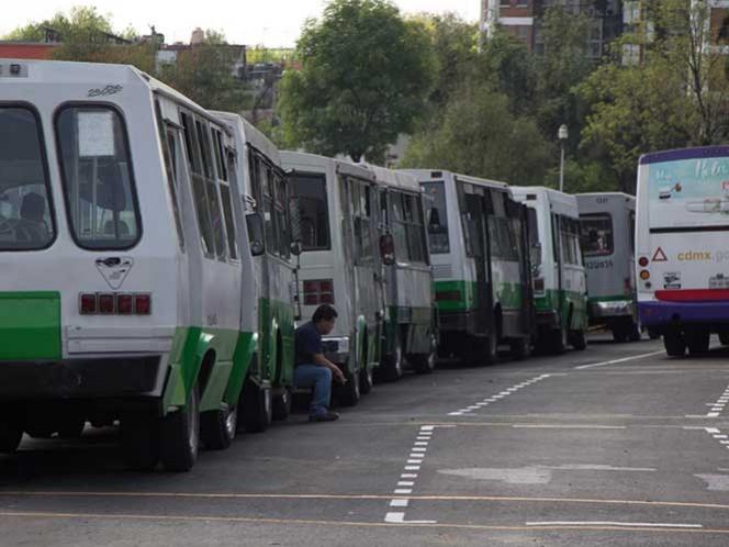 Estos son los incrementos que tendrá el transporte de la CDMX