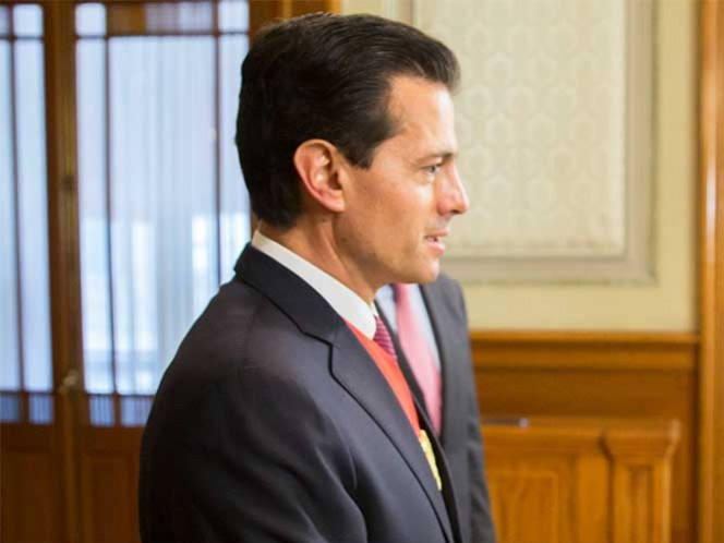 Detenciones de exgobernadores, mensaje firme contra la impunidad: Peña Nieto