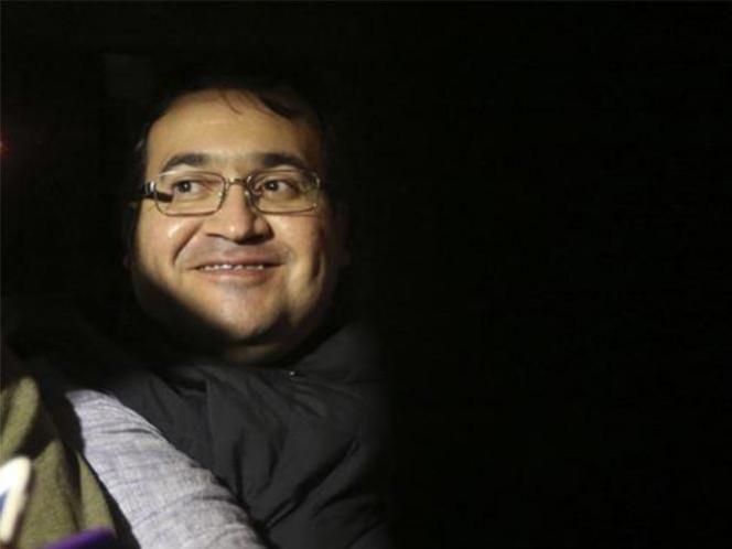 Posponen audiencia de Javier Duarte por falta de abogado