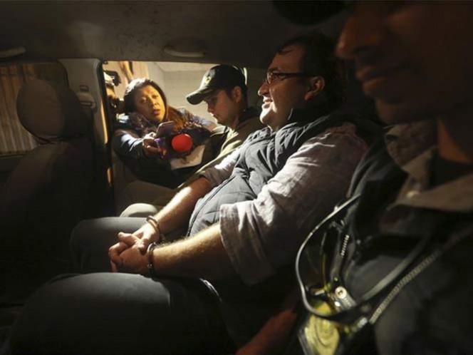 Exgobernador Javier Duarte esperará la extradición en la cárcel