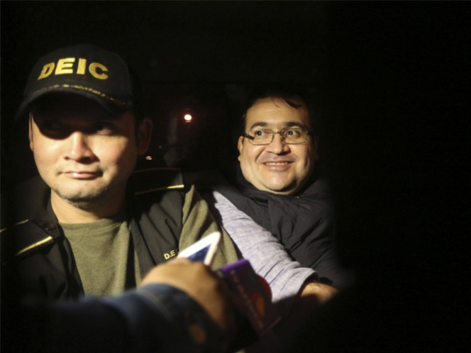 Rechaza Gamboa Patrón que detención de Duarte sea