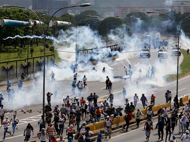 Confirma Fiscalía venezolana tercera muerte en protestas