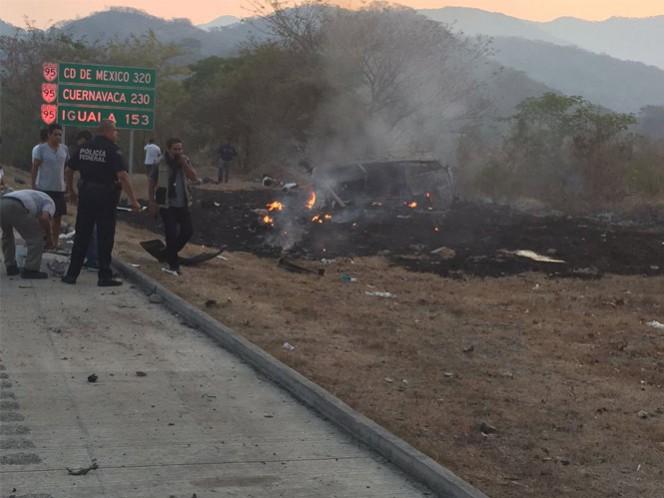 Choque en Autopista del Sol deja cuatro muertos