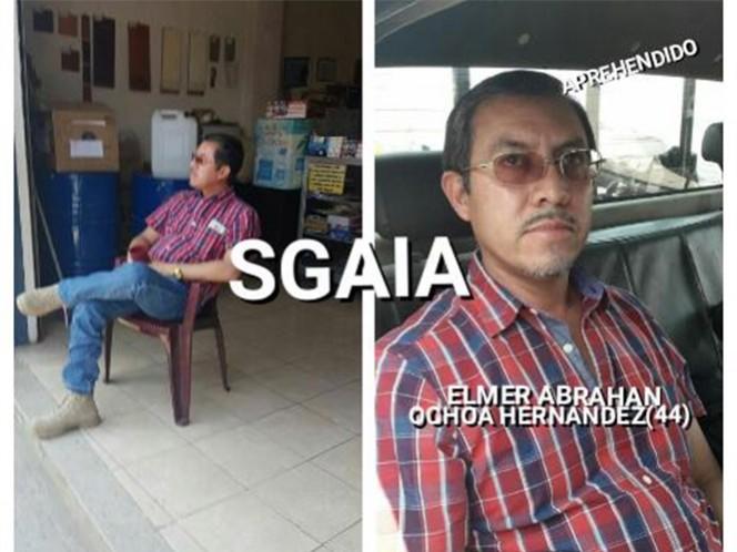 Detienen al principal contacto de 'El Chapo' en Guatemala