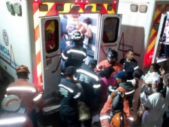 Suman doce muertos por las protestas en Venezuela