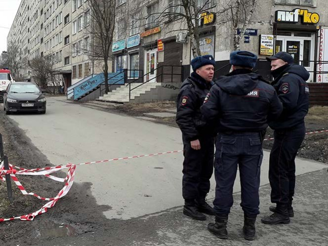 Un ataque contra una oficina del FSB deja dos muertos — Rusia