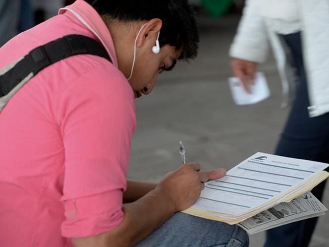 Disminuye 3.5 por ciento tasa de desocupación anual: INEGI