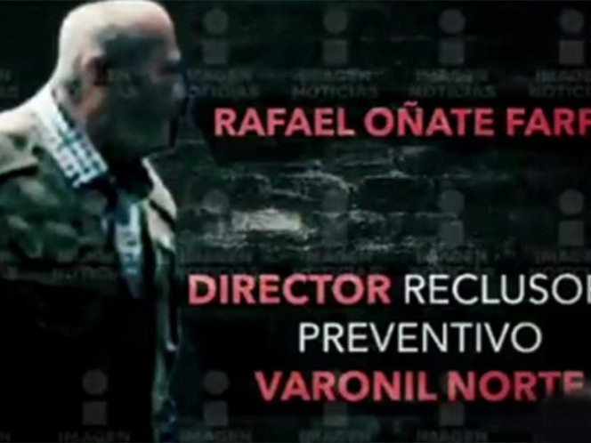 Ex titular de Reclusorio Norte, procesado por extorsiones de reos