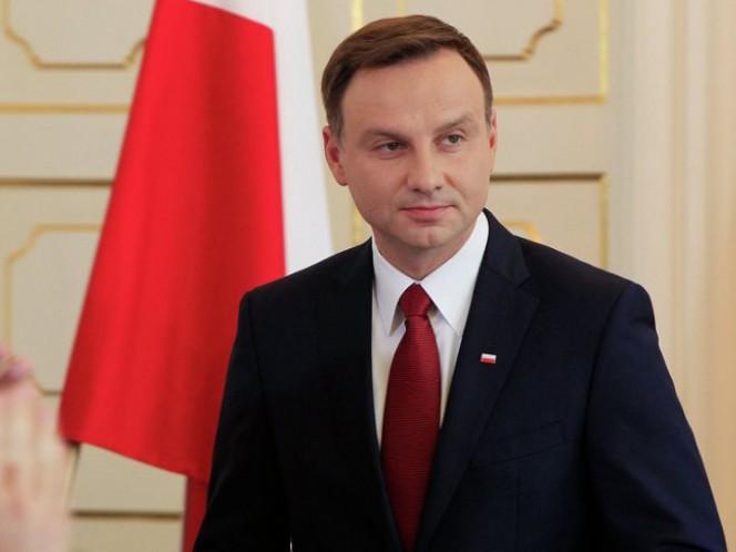 Recibirá Peña Nieto al presidente de Polonia, en visita de Estado
