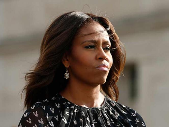 Disolvió planes de Michelle Obama