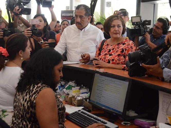 Fiscalía de Veracruz solicita el desafuero de Eva Cadena