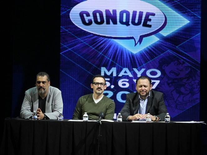 Stan Lee aterriza en Querétaro para participar en la Conque
