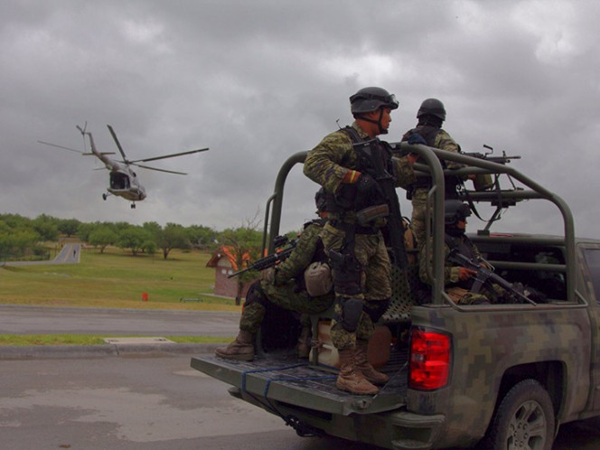 Comando ataca a policías estatales en Reynosa, Tamaulipas