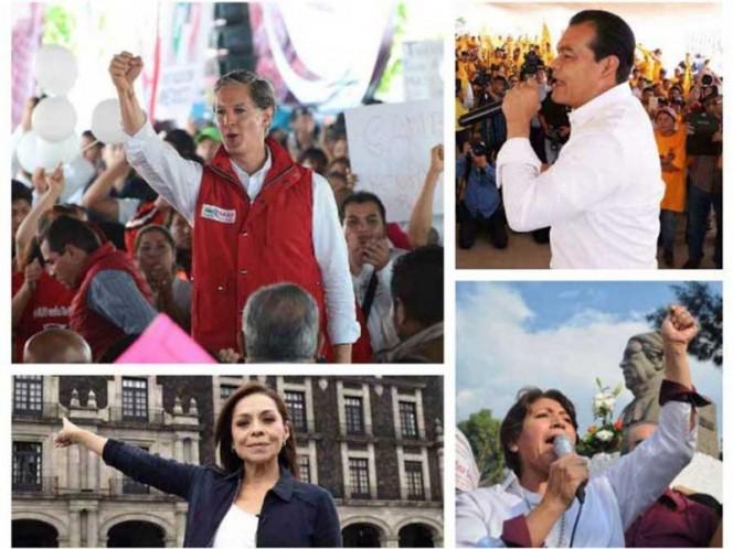 Del todos contra Morena al 'Macron' del Edomex — MÉXICO