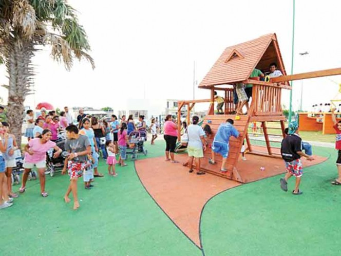 Extorsionan a cuidadores de parques en Tamaulipas