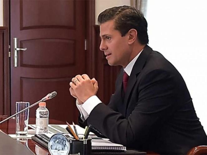 Presidente de la república felicita a las madres mexicanas en su día