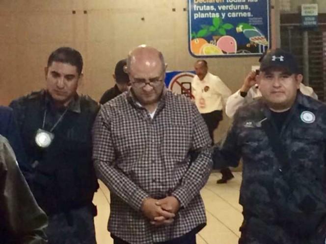 Detienen a exauditor fiscal del gobierno de Guillermo Padrés