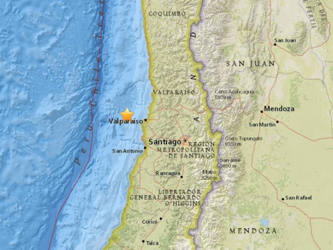 Fuerte sismo en Irán deja dos muertos y más de 400 heridos