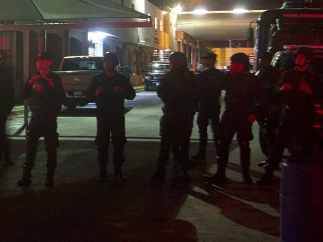 Detienen a líder que financió fuga del penal de Tamaulipas