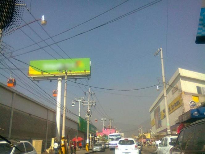 Valle de México a ocho puntos de contingencia ambiental