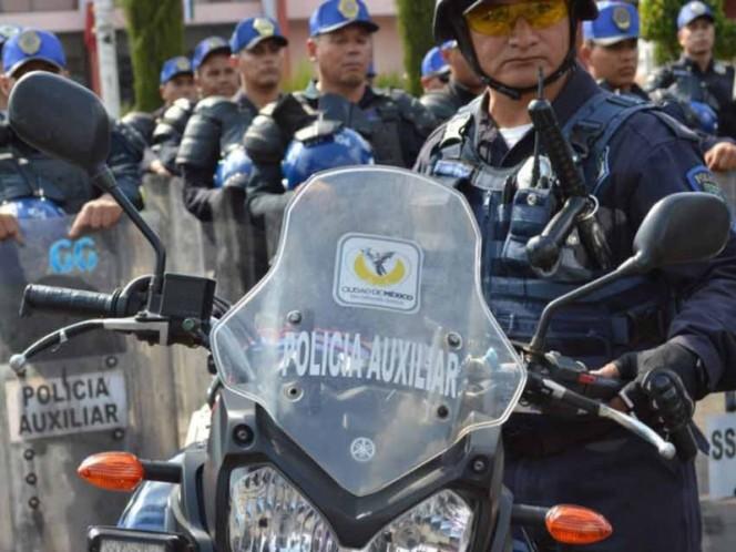 Vigilarán dos mil 450 policías movilizaciones por Día del Maestro