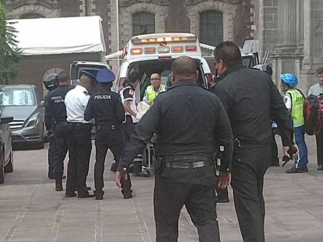 Empeora salud de sacerdote apuñalado en Catedral de la CDMX