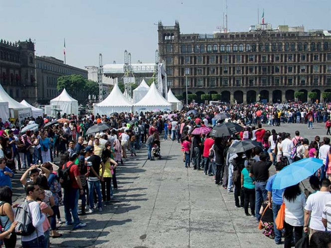 Inicia la Feria de las Culturas Amigas