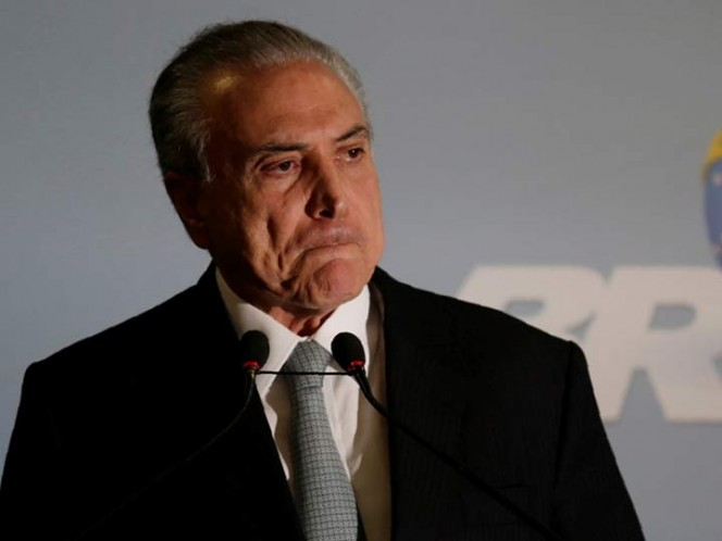Lula pide salida de Temer y nuevas elecciones directas en Brasil