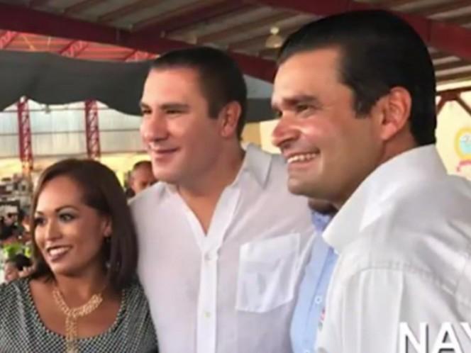 Acusan a Delfina Gómez de otorgar millonarios contratos a cercanos
