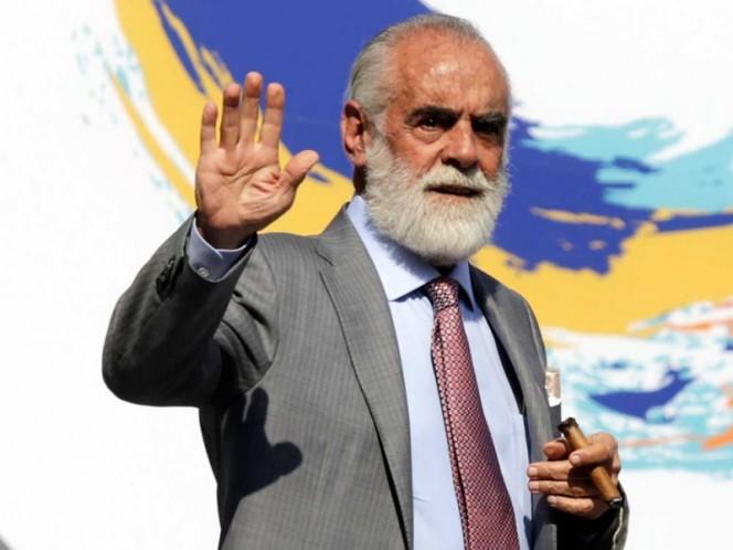 Sacará Frente Opositor al PRI de Los Pinos en 2018