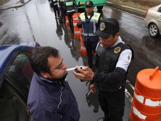 Conductores detenidos en estado de ebriedad harán trabajo comunitario