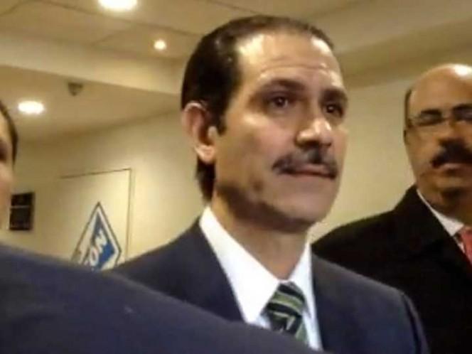 Detienen al empresario Mario Aguirre